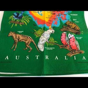 🇨🇦NWT Tasmania Tea Towel
